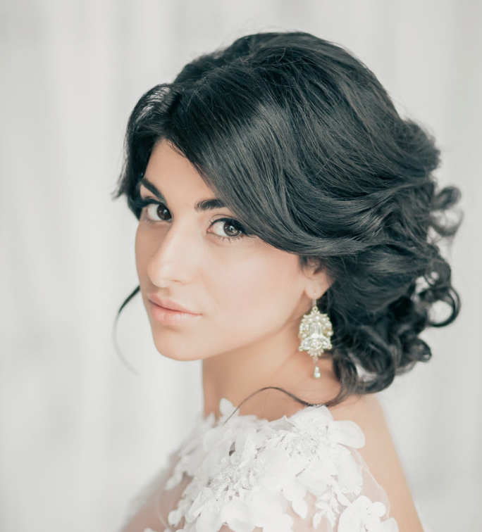 29 Cool Wedding Hairstyles For The Modern Bride: 30 Creative And Unique Wedding Hairstyle Ideas