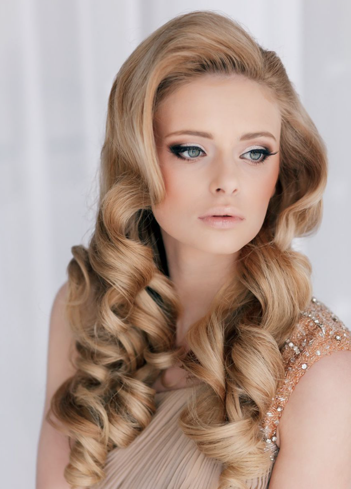 Wedding Hairstyle Ideas for Long Hair MODwedding