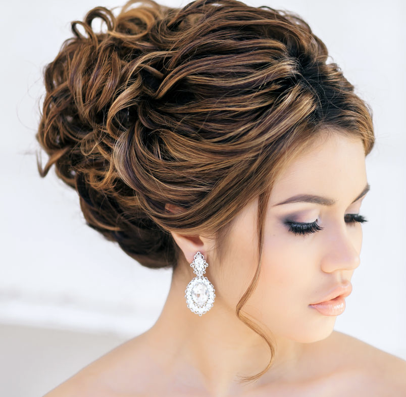 Short Hairstyle For Join Wedding: 30 Creative And Unique Wedding Hairstyle Ideas