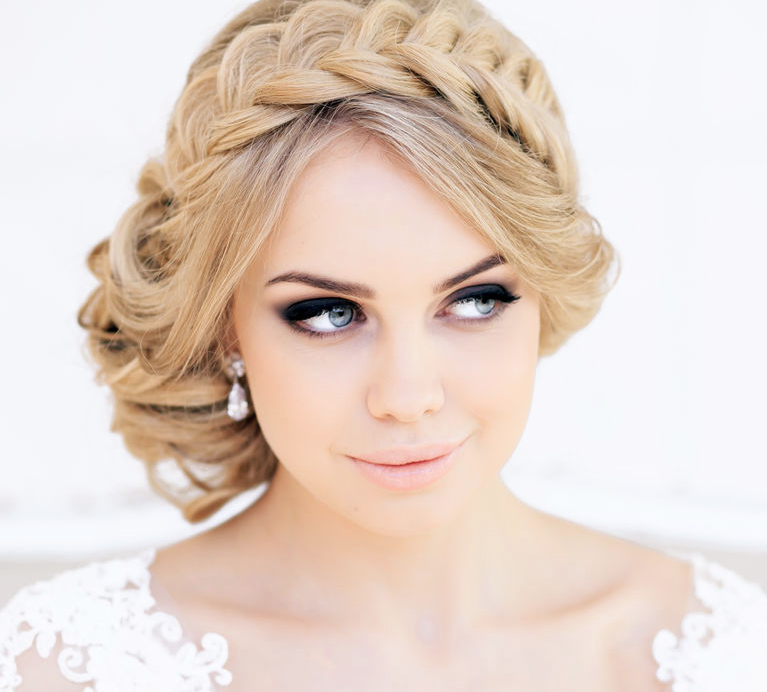 Wedding Hairstyle New: New! Stunning Wedding Hairstyle Inspiration From Elstile