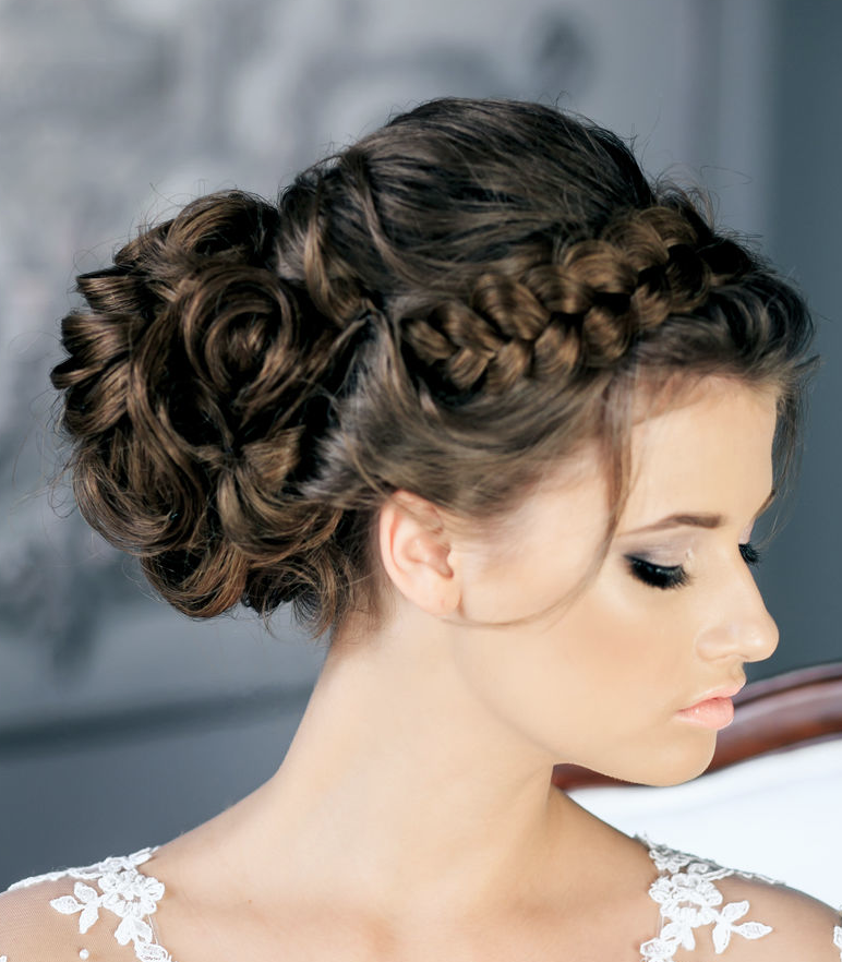 Wedding Hair Style Video: 30 Creative And Unique Wedding Hairstyle Ideas