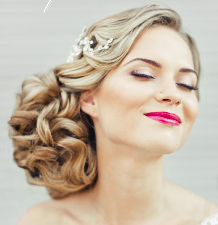 7 Best Hairstyles For Spring : Stunning wedding hairstyles for spring long