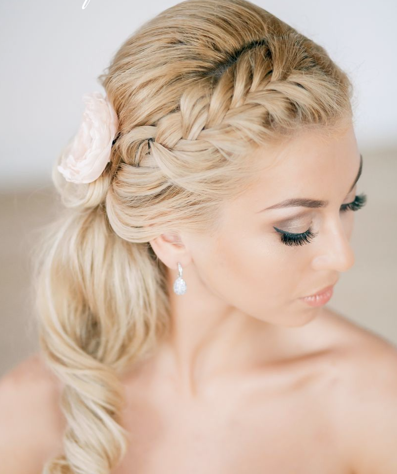Wedding Hairstyles Videos: 30 Creative And Unique Wedding Hairstyle Ideas