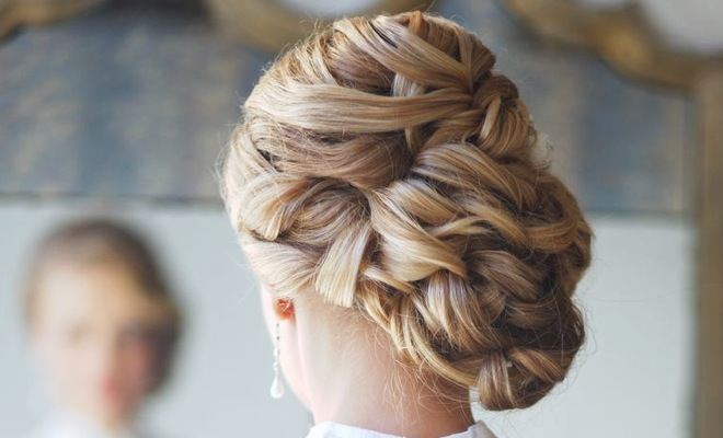 30 creative and unique wedding hairstyle ideas modwedding junglespirit Image collections
