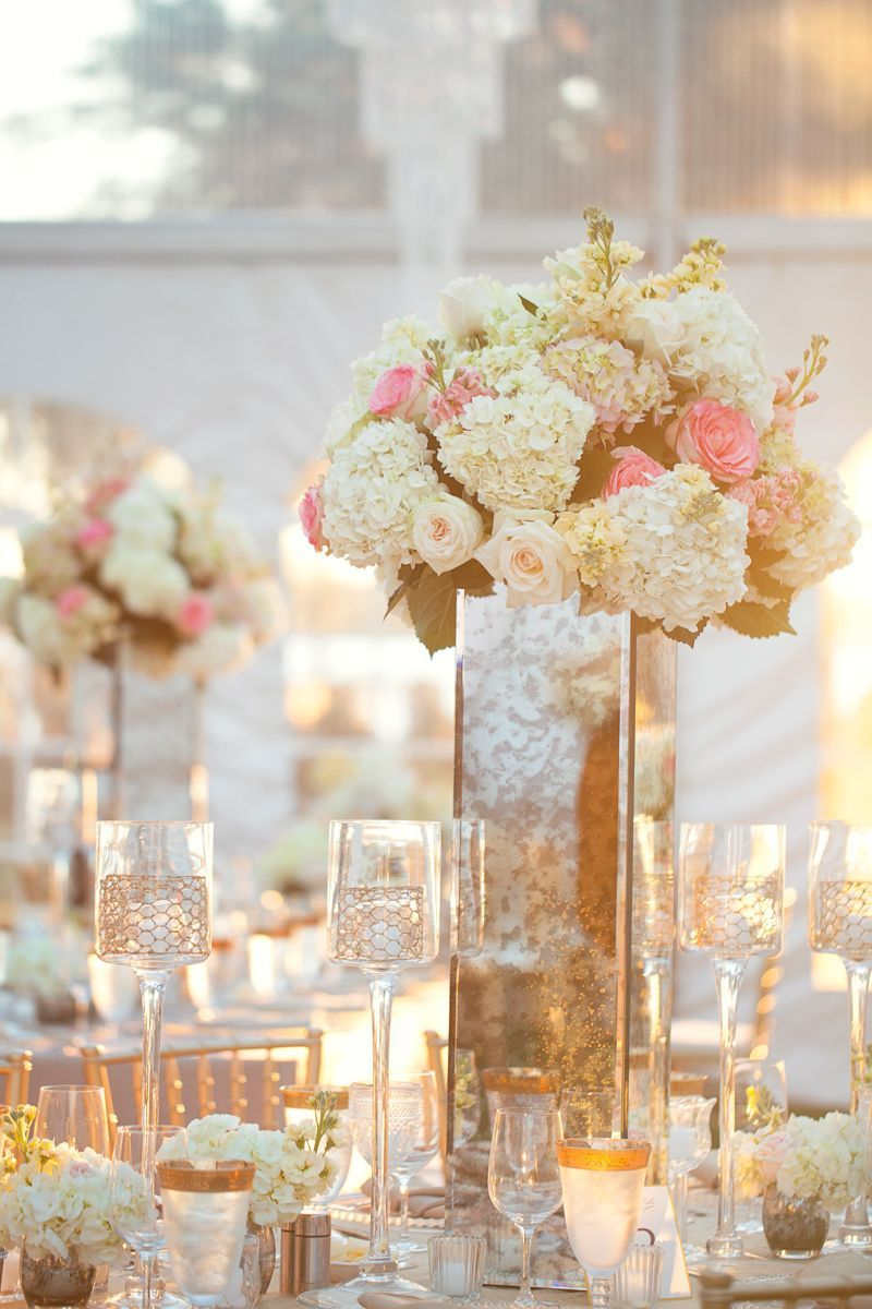 Breathtakingly romantic wedding modwedding for Romantic wedding reception ideas