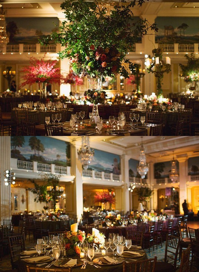 A Magnificent Ballroom Wedding From Jodi Of Evoke DC