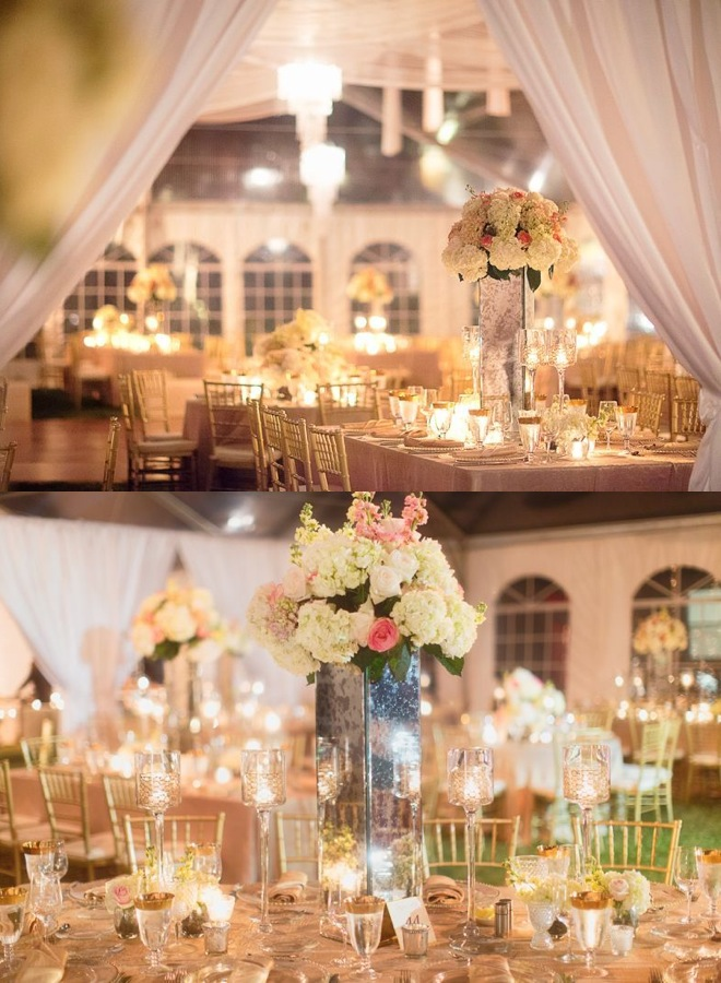 Breathtakingly Romantic Wedding Modwedding