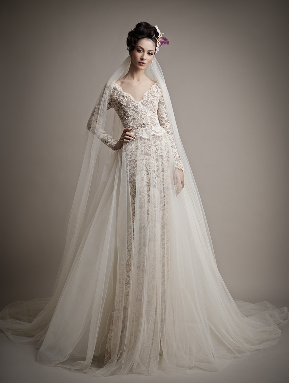 Wedding Dresses 2015 Fall ersa atelier wedding dresses