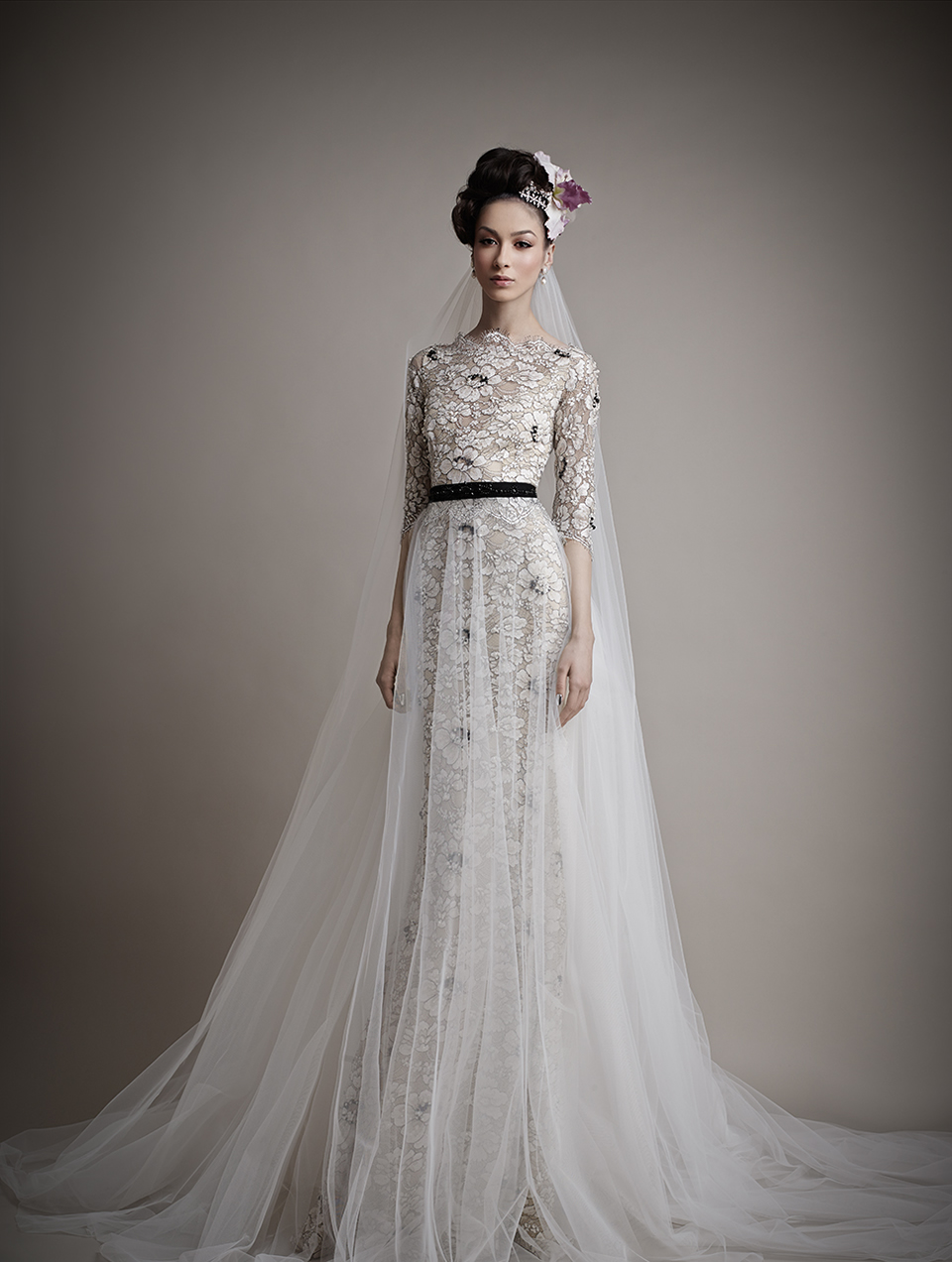 Ersa atelier wedding dresses 2015 modwedding for Ersa atelier wedding dress