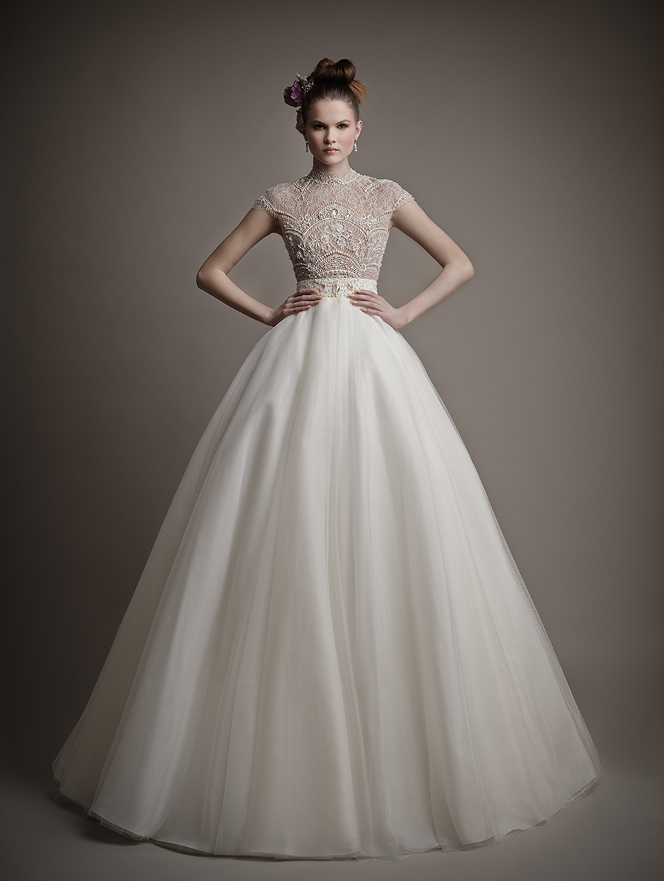 Ersa Atelier Wedding Dresses 2015 - MODwedding