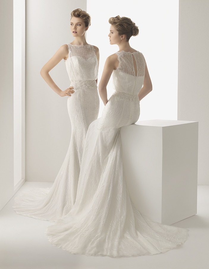 Soft by Rosa Clará Wedding Dresses 2014 - MODwedding