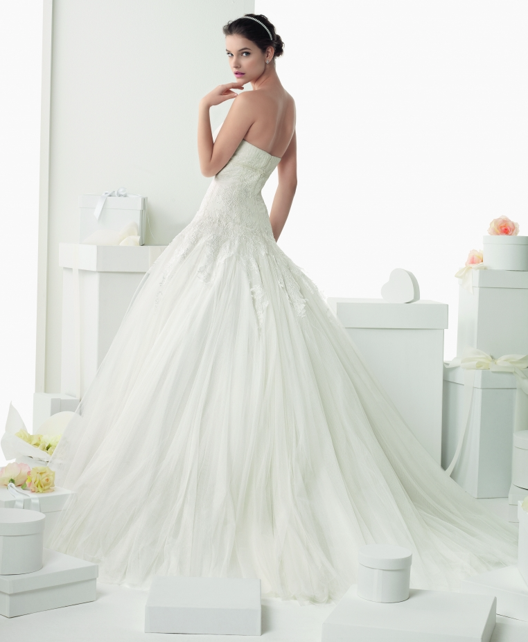 Rosa clara wedding dresses 2014 part i modwedding for Rosa clara wedding dresses 2014