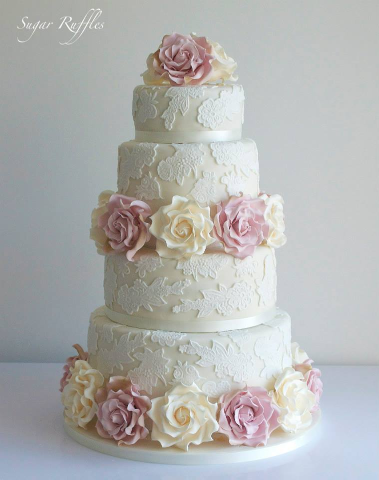 wedding cake designs 2014 delicate wedding cakes modwedding 22464