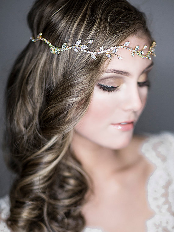 Hairstyles Vintage : Today?s top featured vintage inspired wedding hairstyles are from ...
