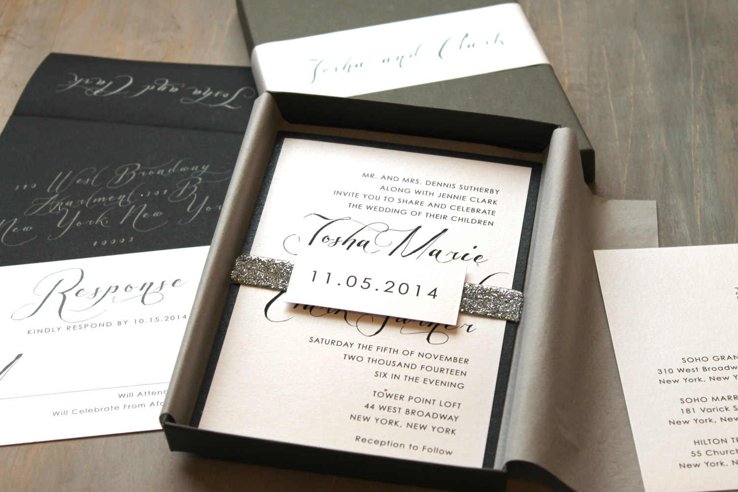Unique Wedding Invitation Wording: Unique Wedding Invitation Ideas