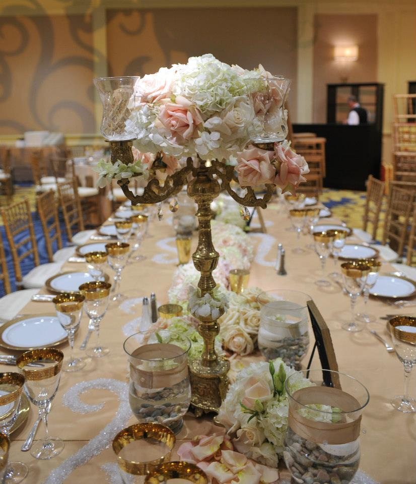 Contemporary Wedding Reception Ideas