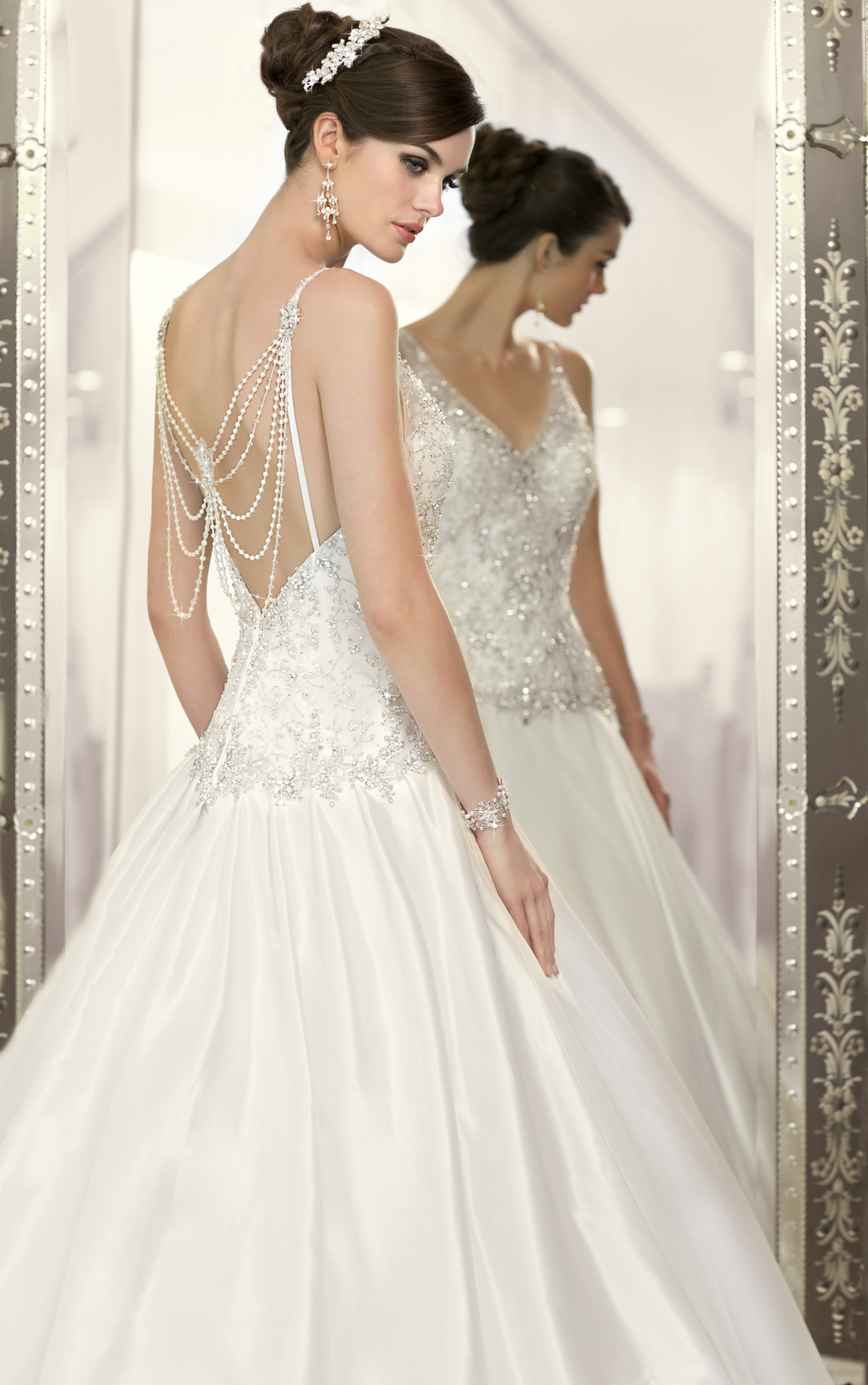 Essense of australia wedding dresses modwedding for Essence australia wedding dresses