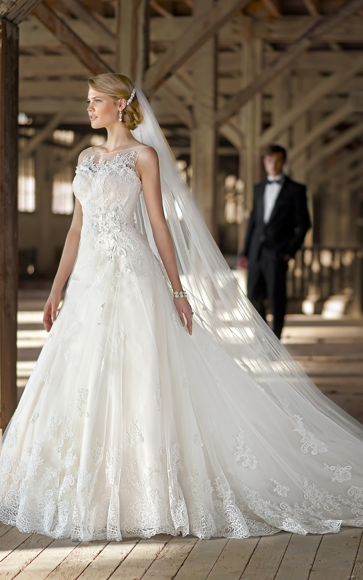 Essense of Australia Wedding Dresses - MODwedding