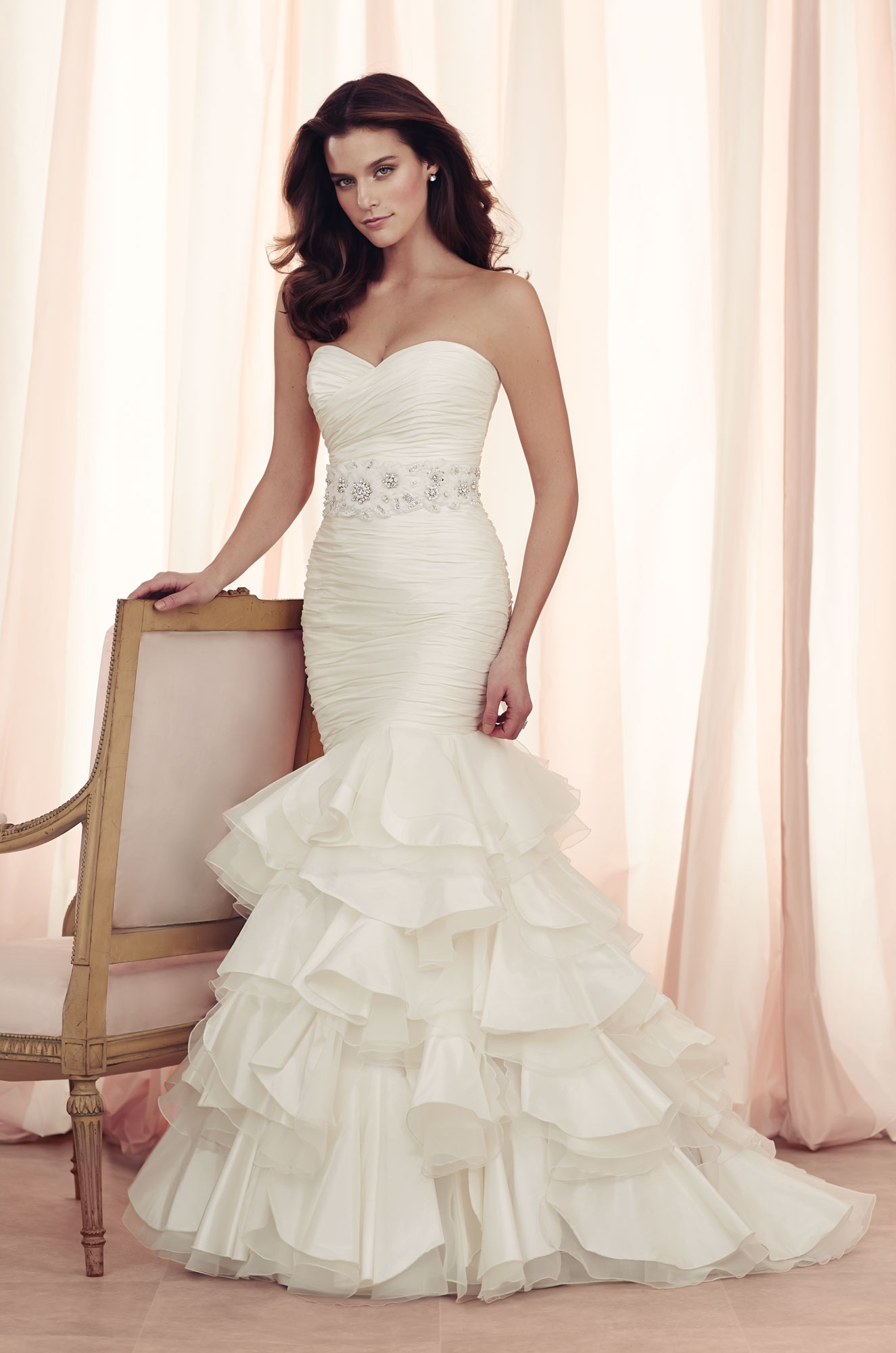 paloma blanca wedding dresses 2014 modwedding With paloma blanca wedding dress