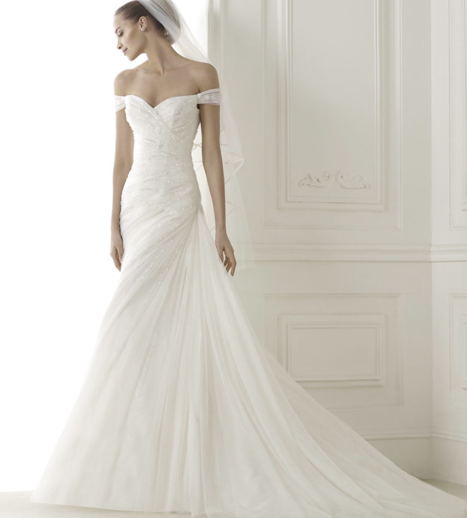 pronovias wedding dresses pre 2015 collection modwedding