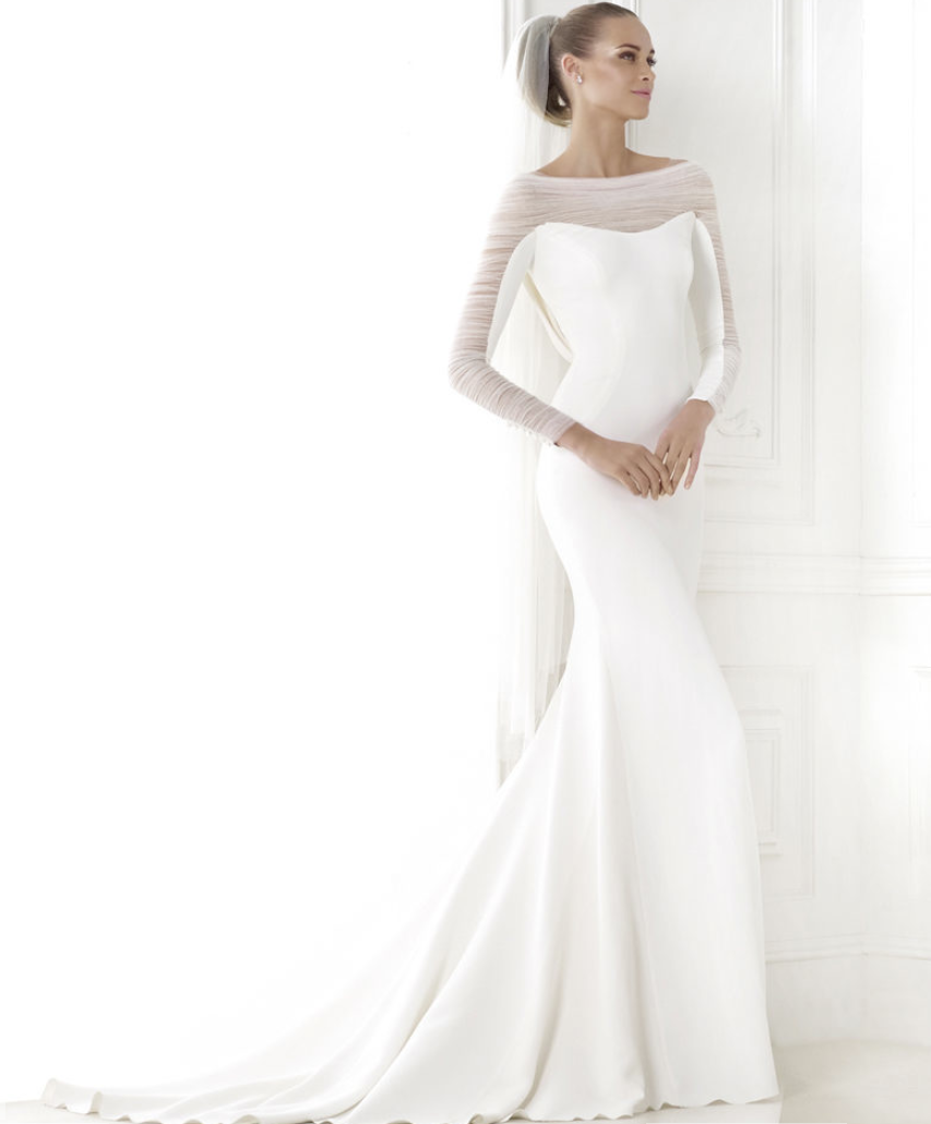 Bride Gowns 2015: Pronovias Wedding Dresses Pre-2015 Collection