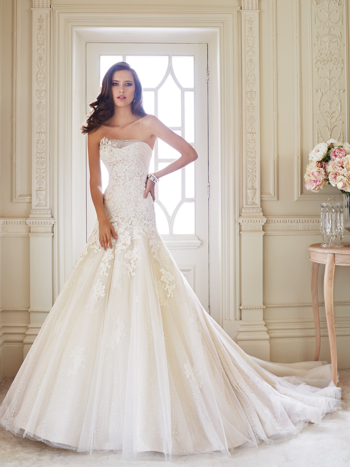 Sophia Tolli Wedding Dresses 2014 Collection - MODwedding