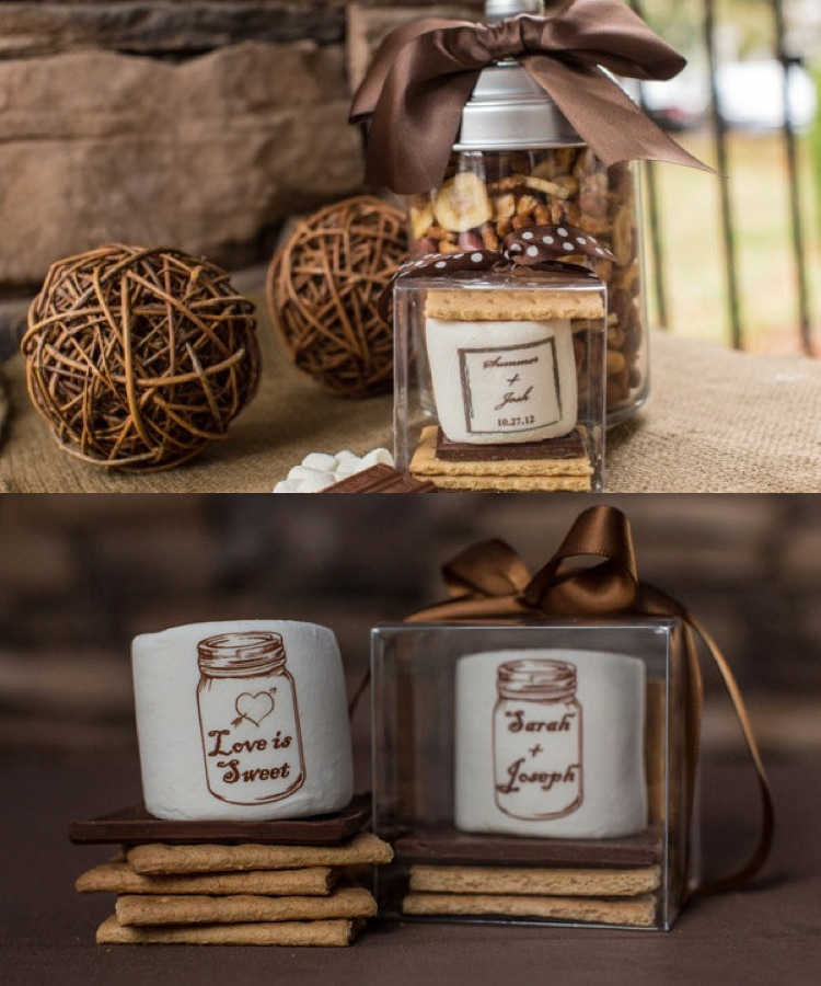 Unique Ideas For Wedding Favours: Unique Wedding Favor Ideas