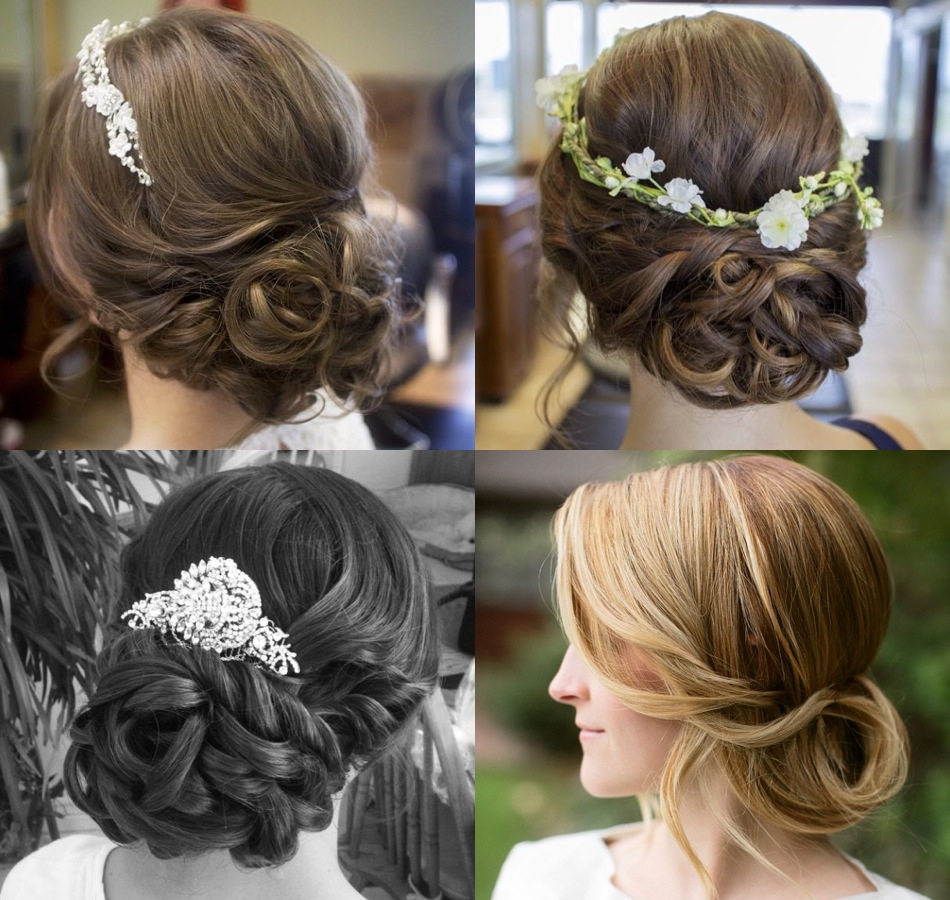 How to make a wedding hairstyle 35