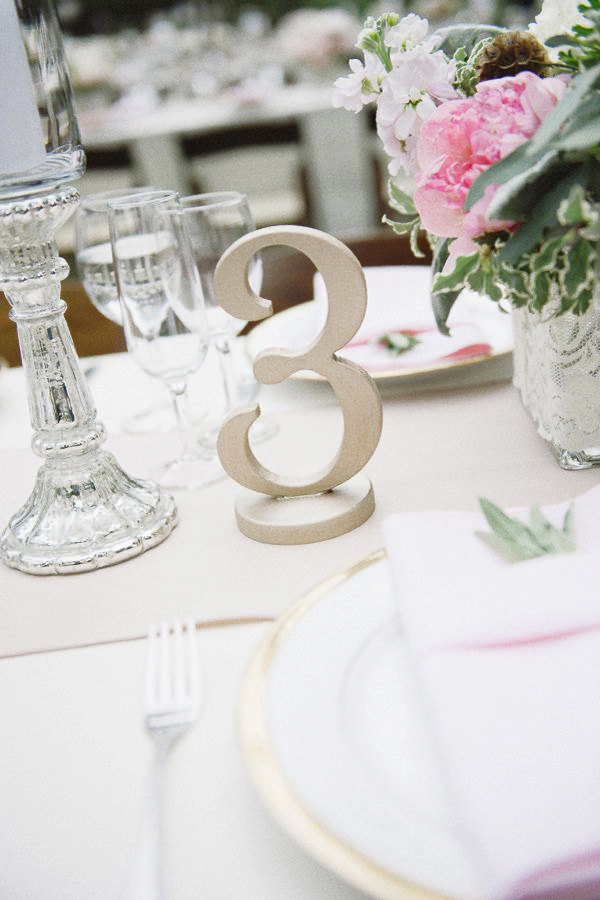 Gorgeous Wedding Table Number Ideas Modwedding