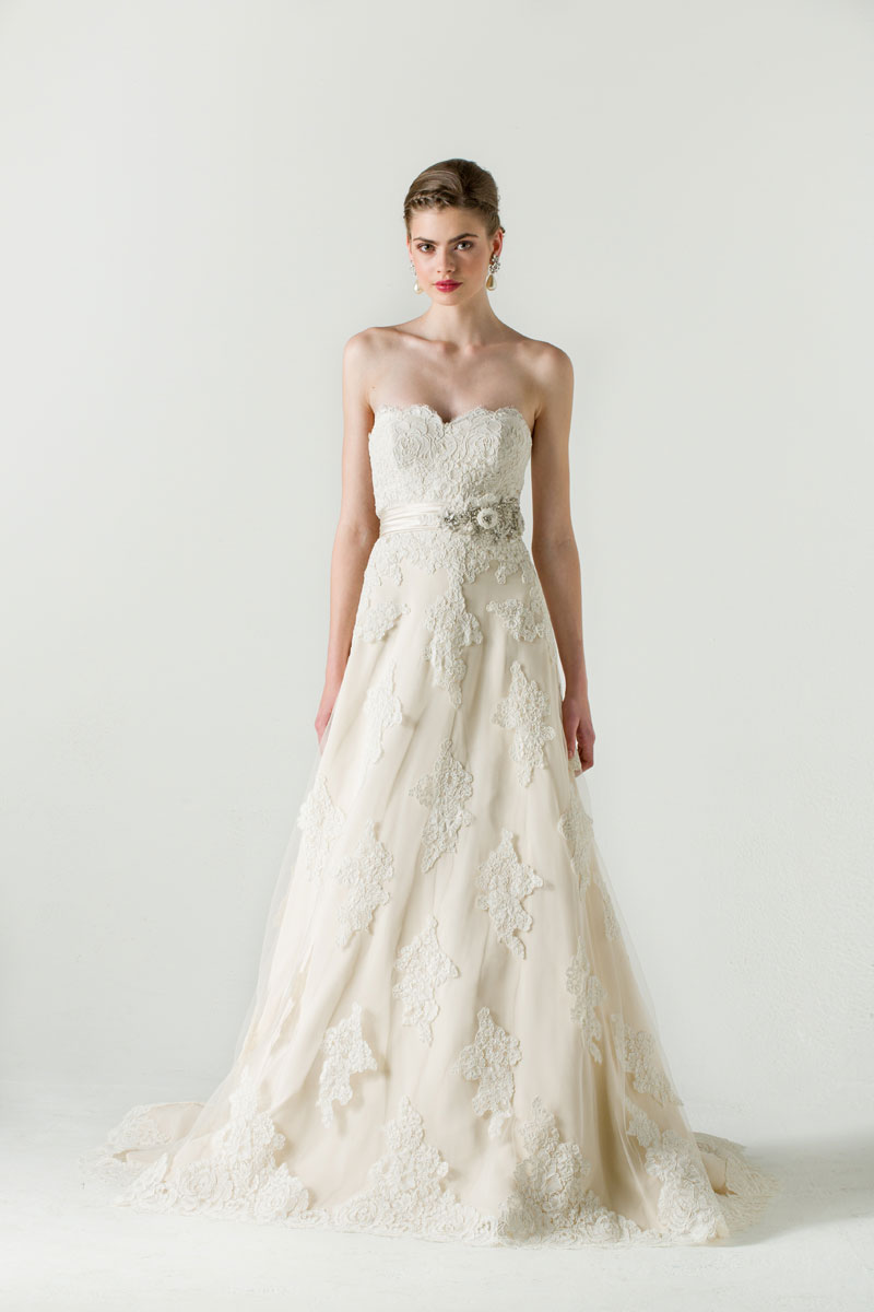 wedding gown designers anne barge