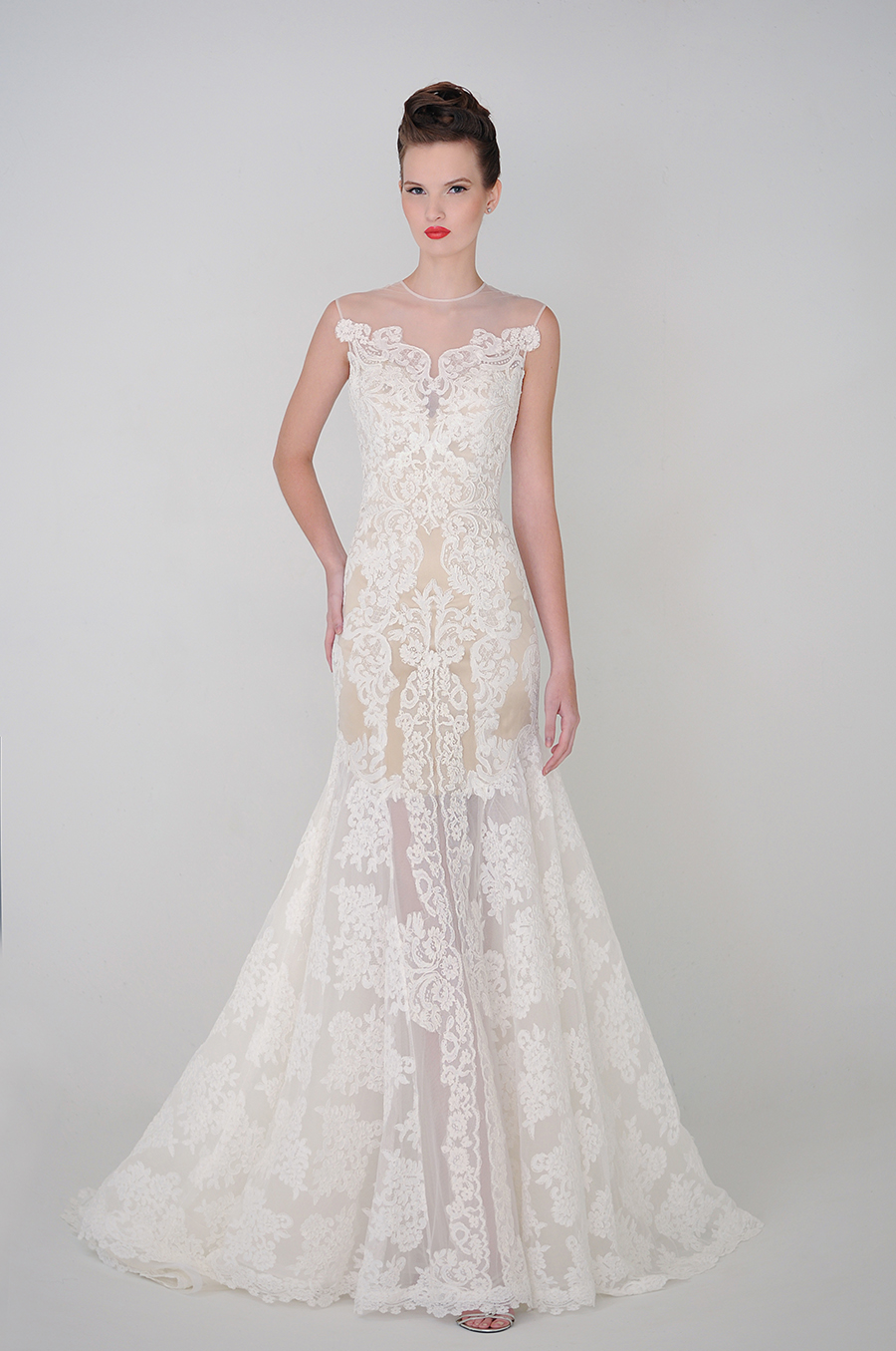 Eugenia Couture Wedding Dresses 2015 Spring - MODwedding