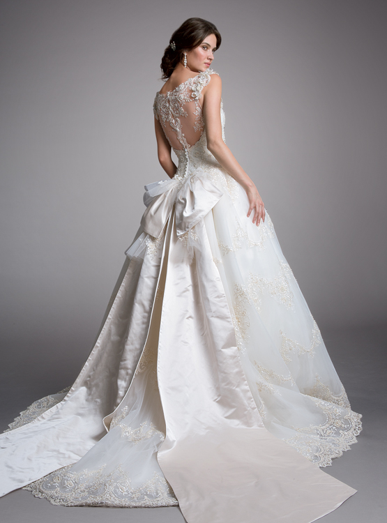 Eve of Milady Wedding Dresses - MODwedding
