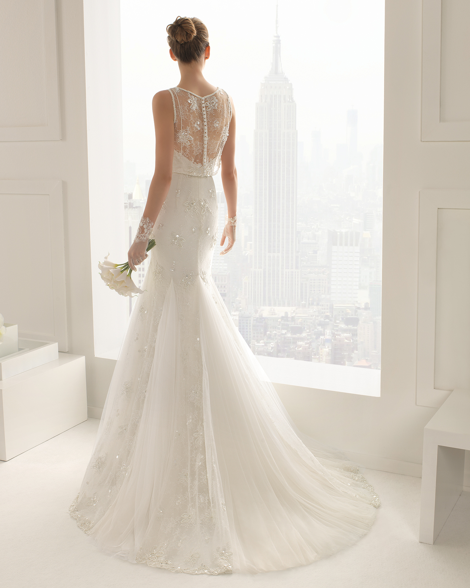 Rosa clara wedding dresses 2015 modwedding for Rosa clara wedding dresses 2014