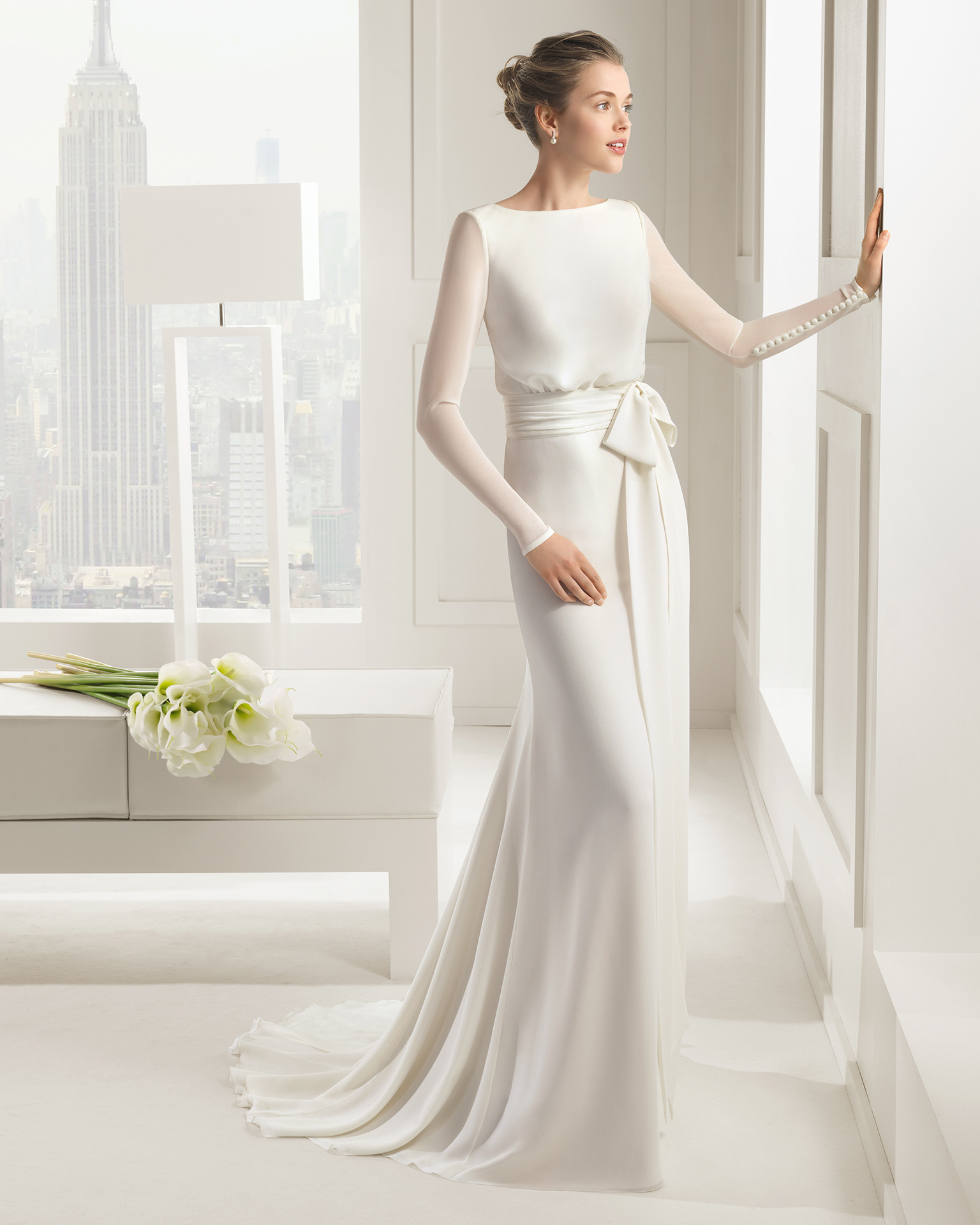 the latest 2015 bridal collection of rosa clara wedding dresses
