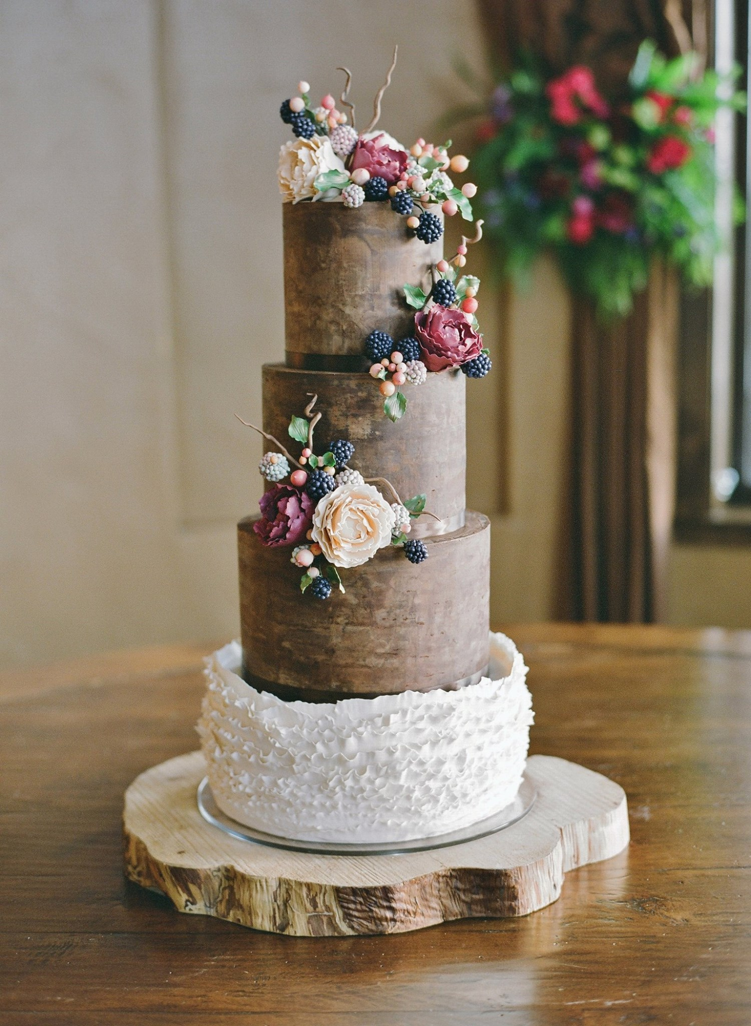 wedding cake inspiration daily wedding cake inspiration new modwedding 22985