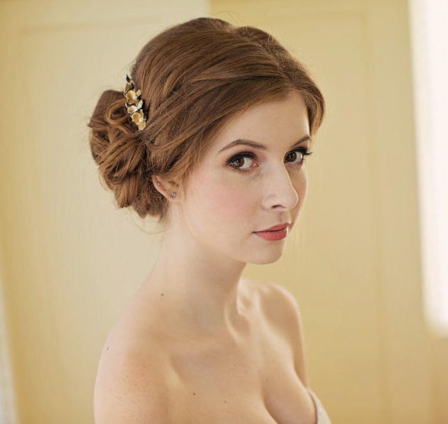 images of wedding hair styles effortlessly chic wedding hairstyle inspiration modwedding 7203