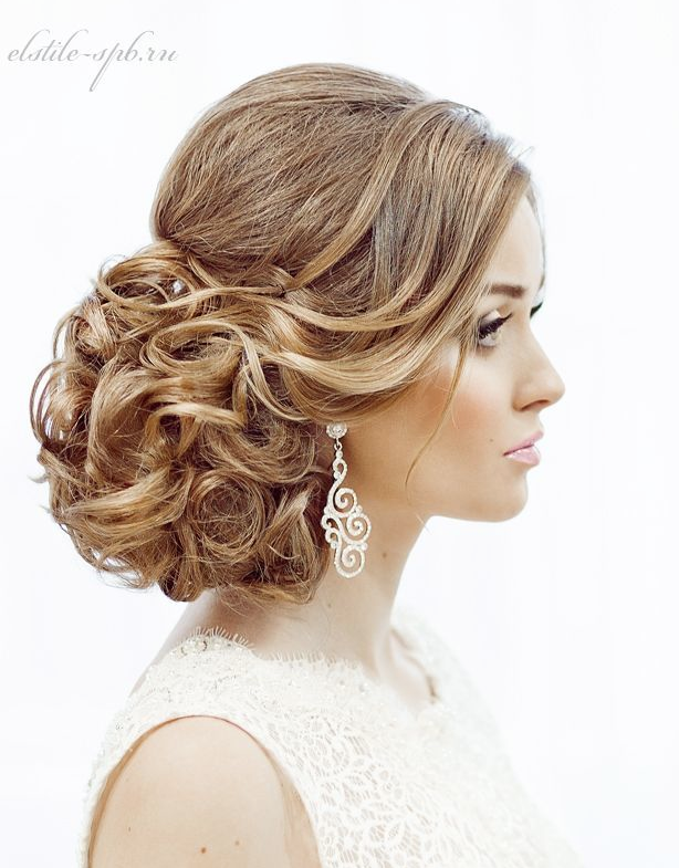 60 Wedding Hairstyles For Long Hair From Tonyastylist 17 Best