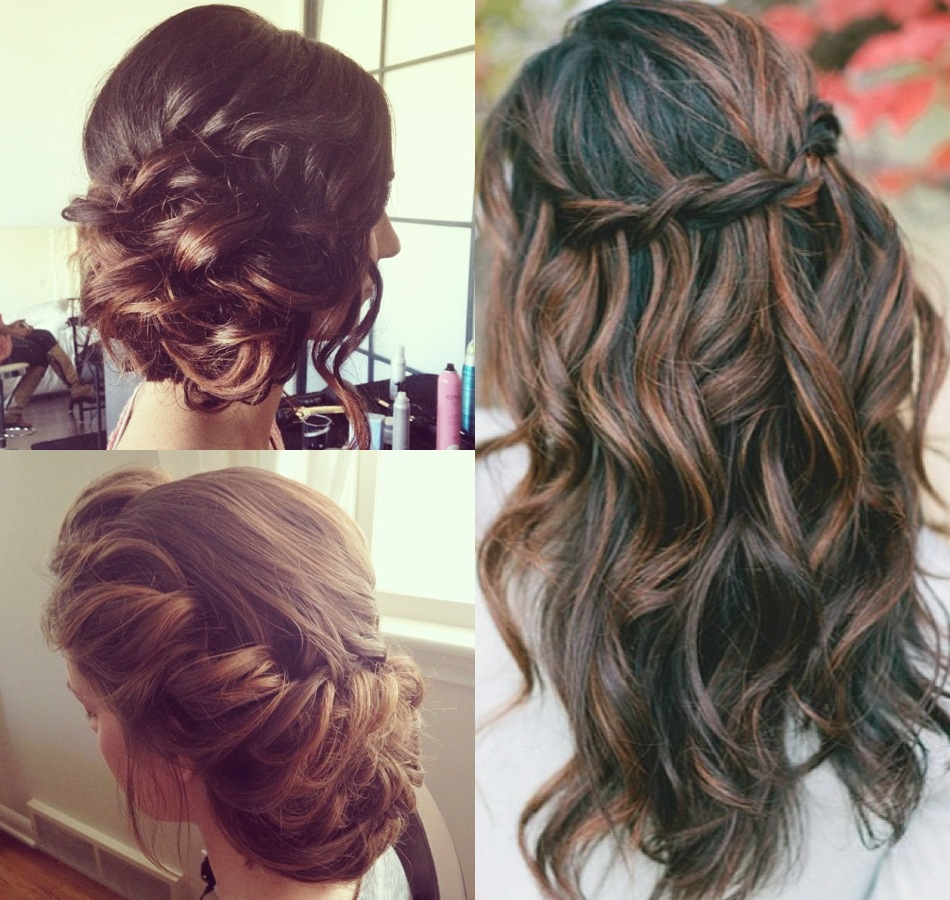 Long Hair Style For Wedding Guest: Stylish Wedding Hairstyles