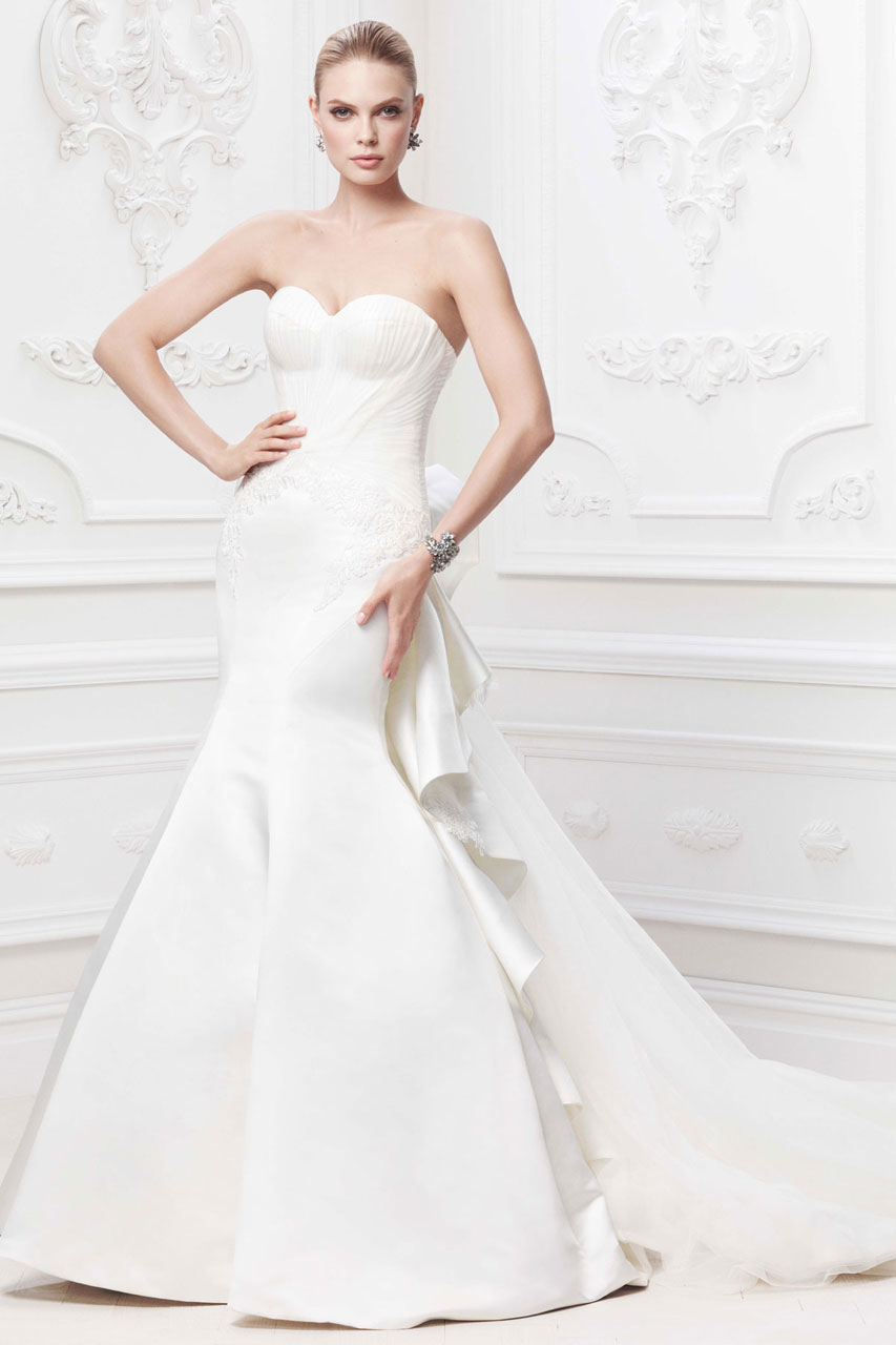 zac posen wedding dress zac posen wedding dresses for david s bridal modwedding 1530