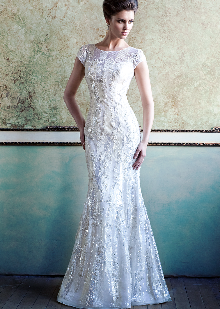 Enaura Bridal Wedding Dresses 2014 - MODwedding