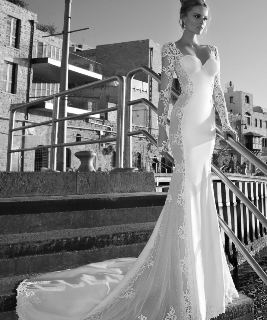 2019 year look- Lahav Galia wedding dresses pictures