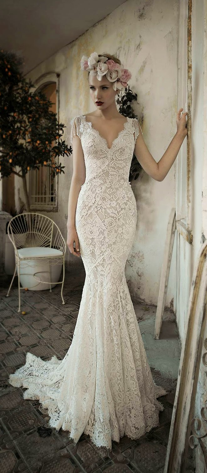 Lihi Hod Wedding Dresses 2014 - MODwedding