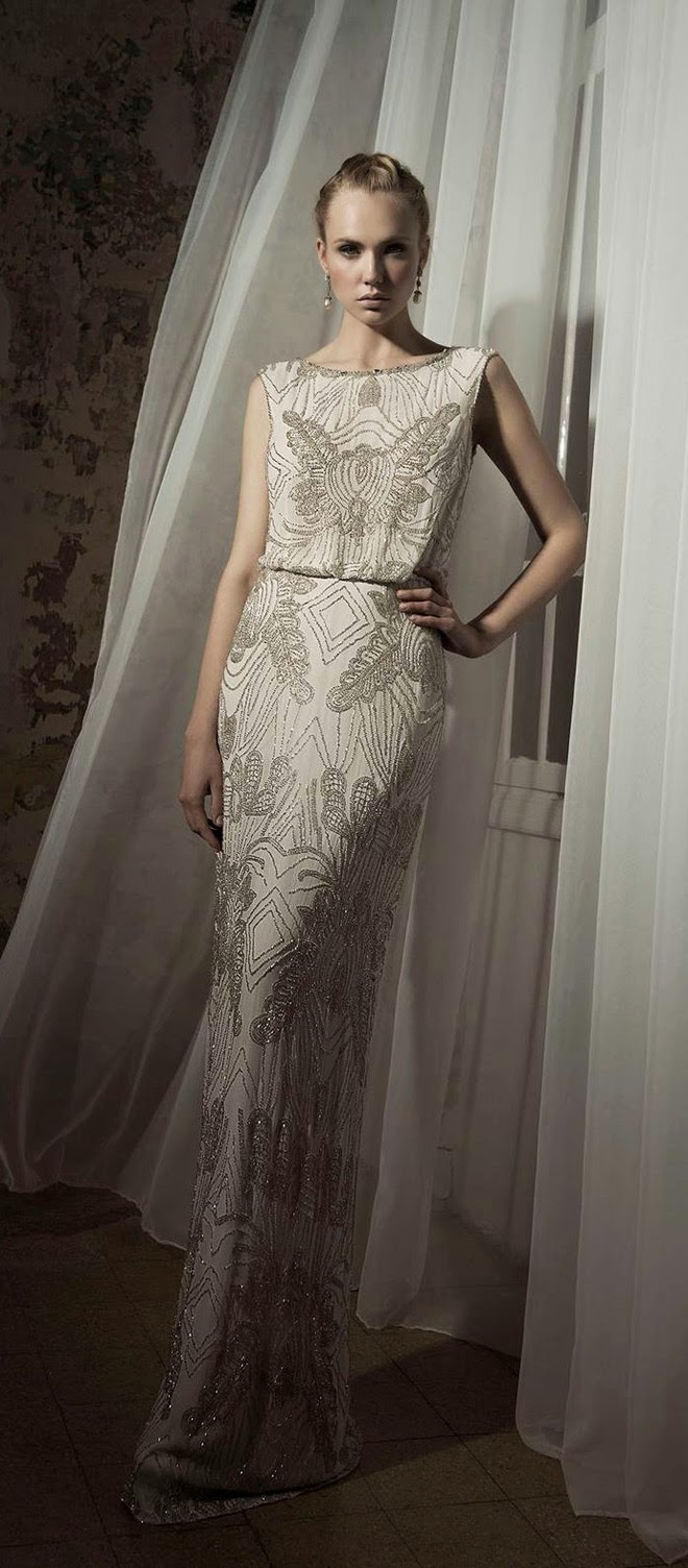 Lihi hod wedding dresses 2014 modwedding for Lihi hod wedding dress