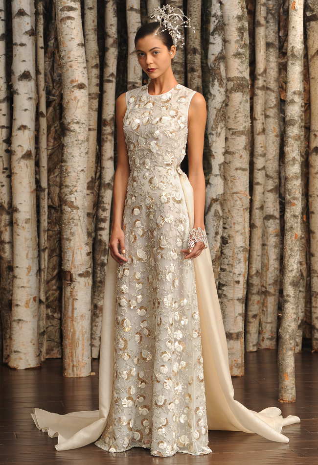 Naeem Khan Wedding Dresses 2015 10 08192014