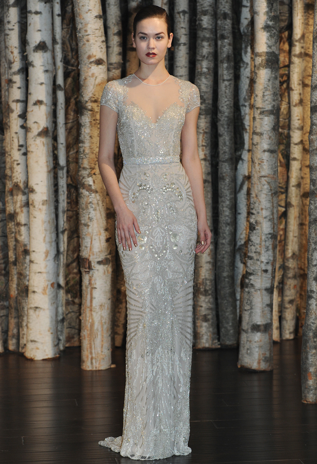 Naeem Khan Wedding Dresses 2015 Modwedding