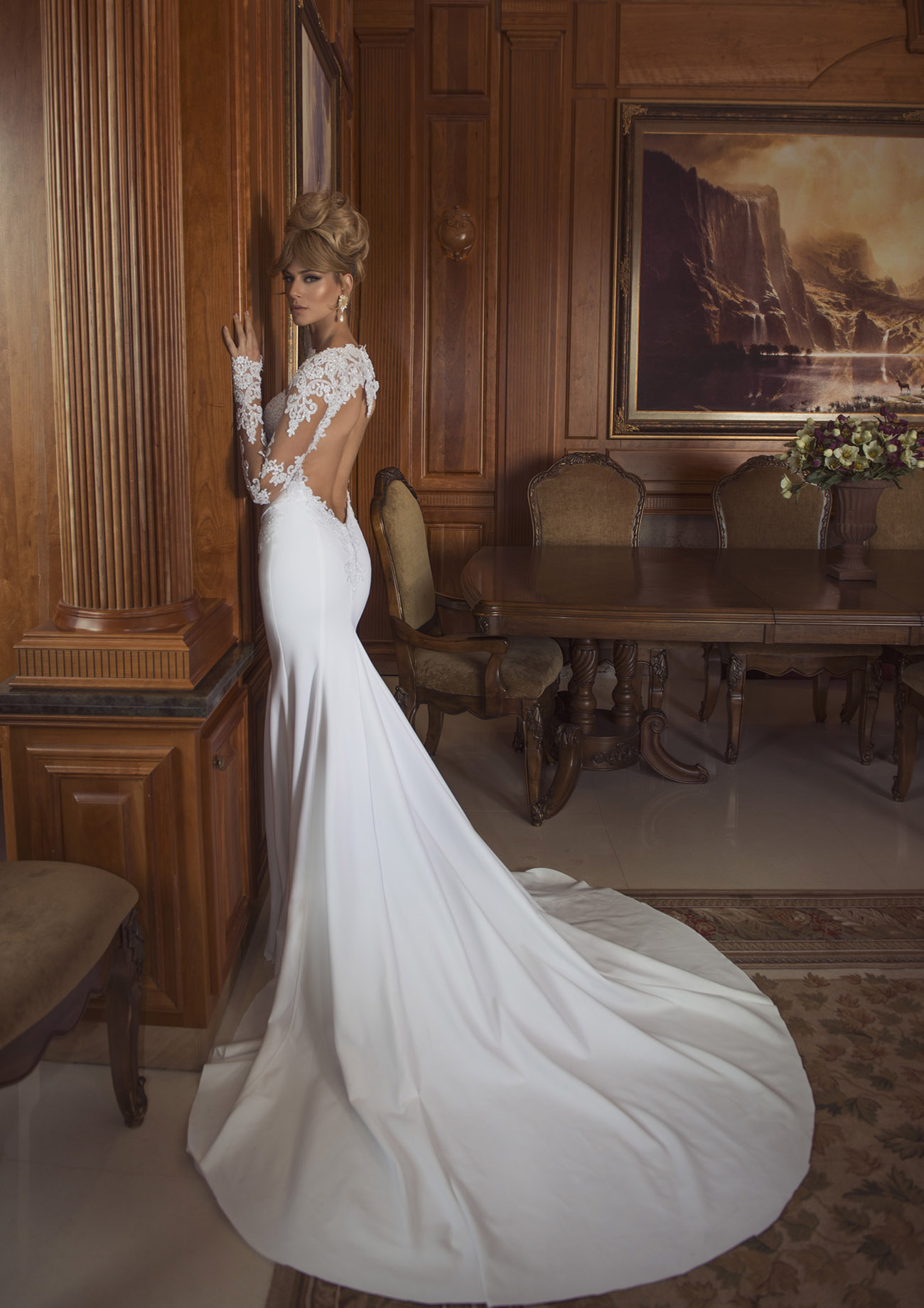 Backless Lace Wedding Dresses Nz | Wedding