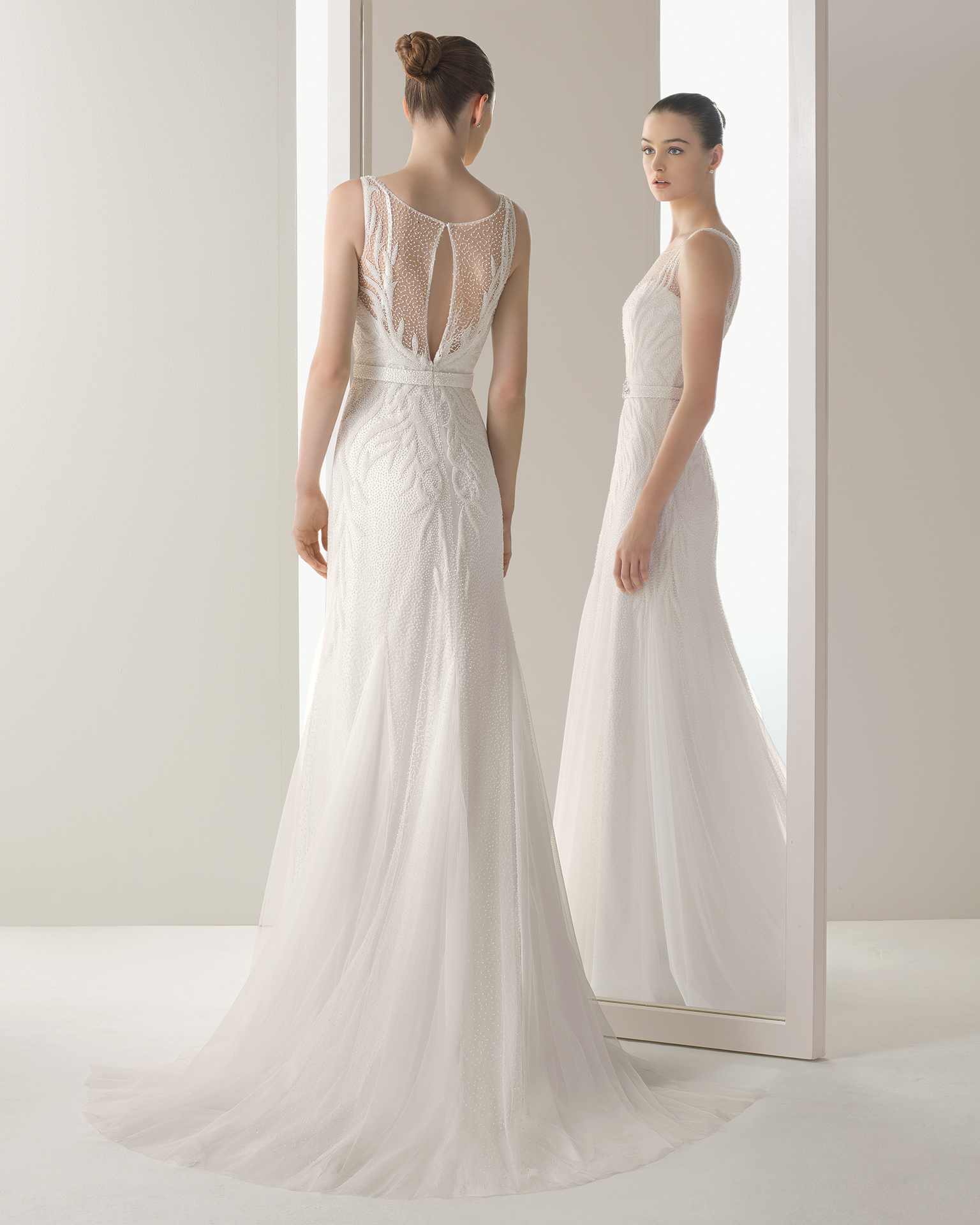 latest 2015 bridal collection of soft by rosa clara wedding dresses