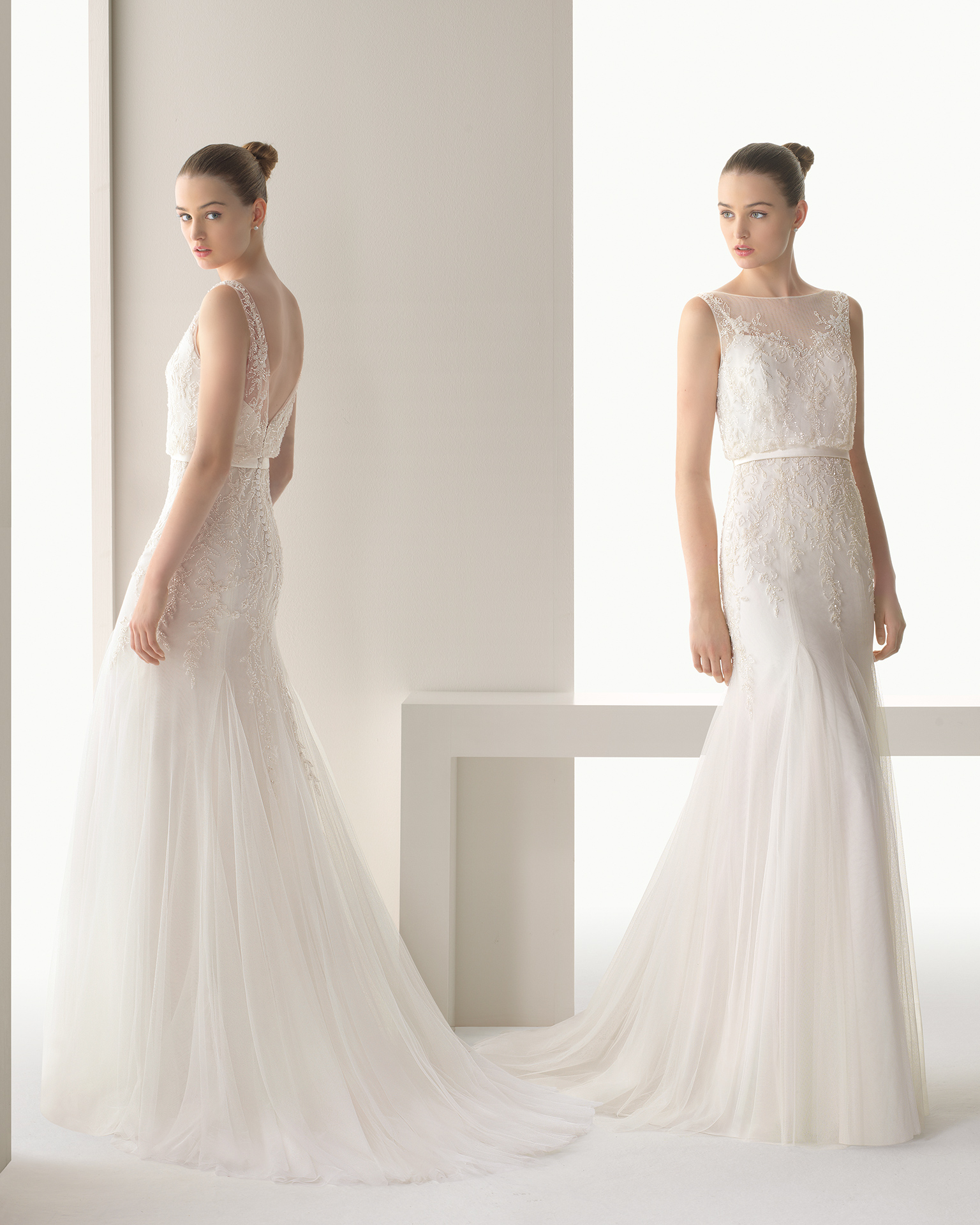 Soft by rosa clara wedding dresses 2015 modwedding for Rosa clara wedding dresses 2014