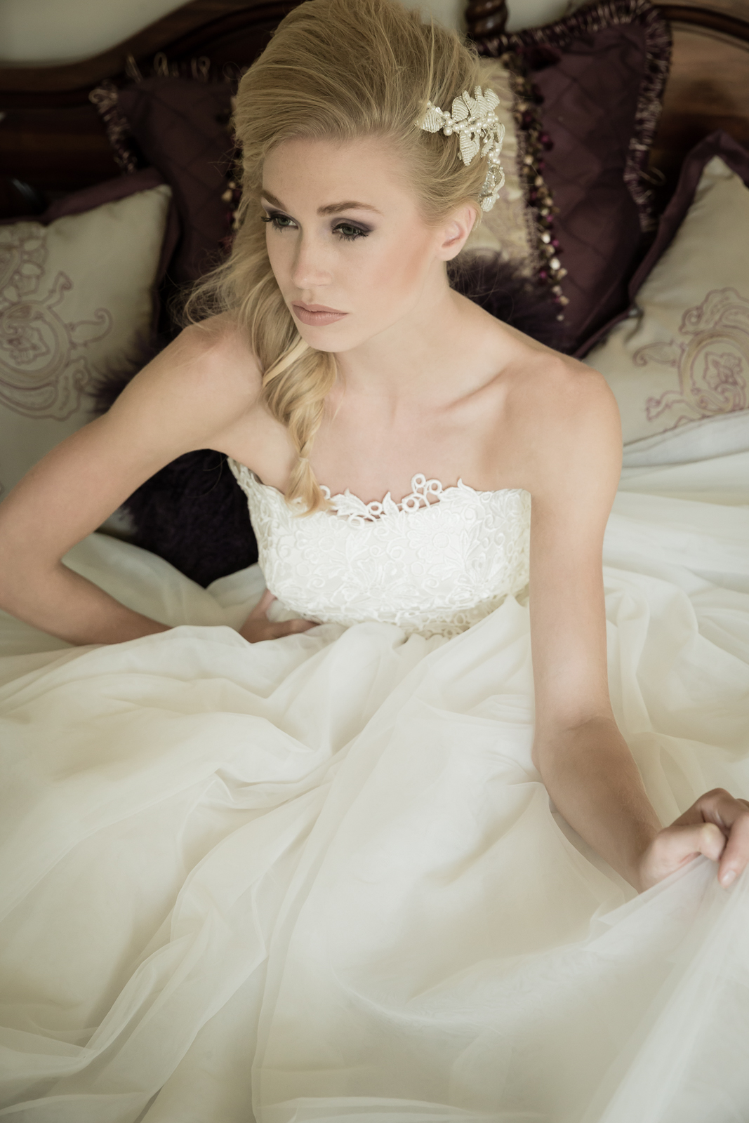 Sarah Houston Wedding Dresses 2015