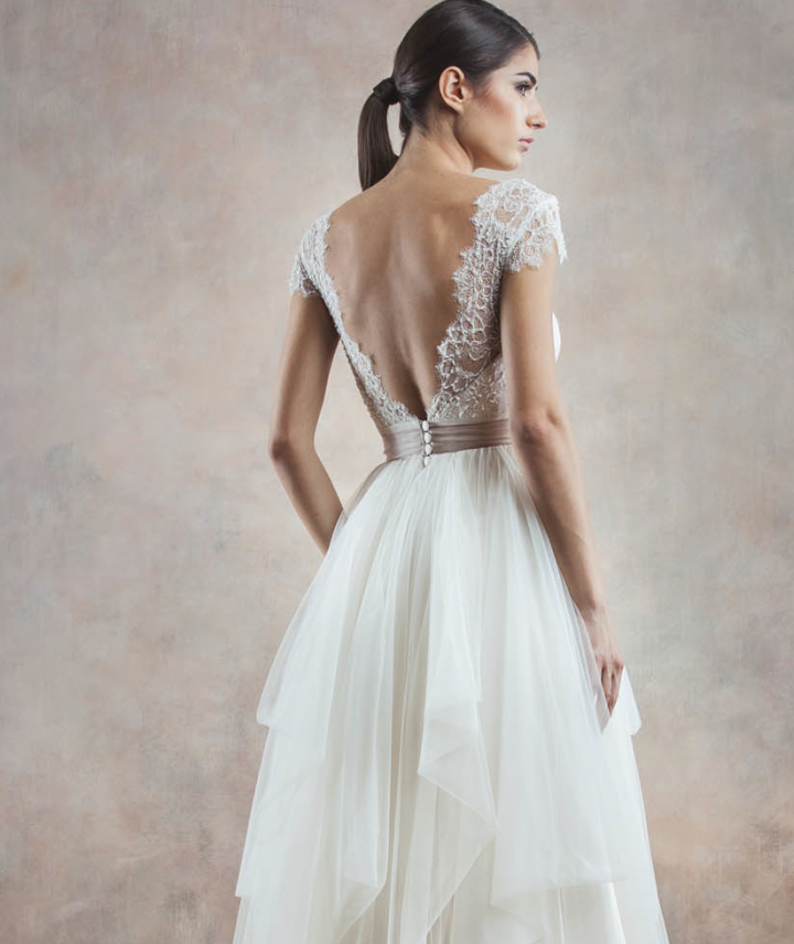 Wedding Gowns 2014 Pinterest: Incredibly Romantic Gowns From Divine Atelier 2014